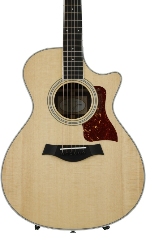 Taylor 412ce-R - Rosewood back and sides image 1
