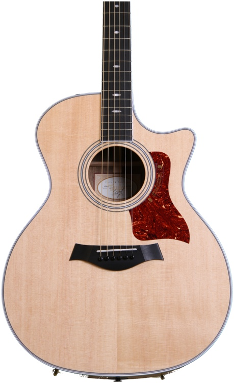Taylor 414ce Grand Auditorium - Cutaway, Electronics, Natural image 1