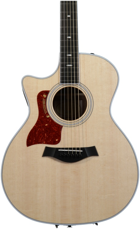 Taylor 414ce Grand Auditorium - Left-Handed Acoustic Electric w/Cutaway image 1