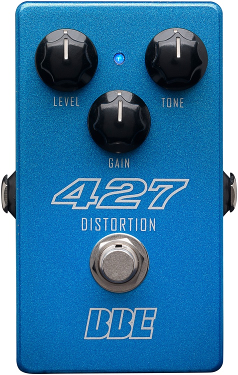 BBE 427 Distortion Pedal image 1