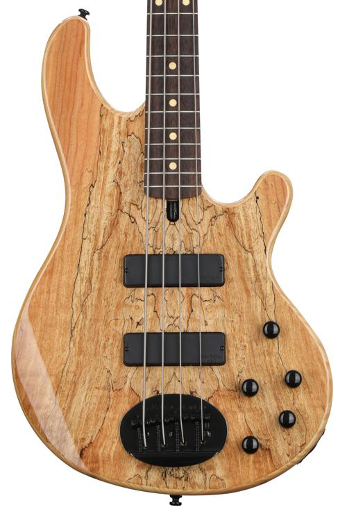 Lakland Skyline 44-01 Deluxe - 44-01 Spalted, Rosewood image 1