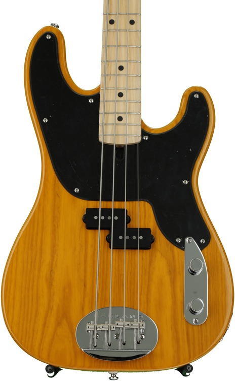 Lakland Skyline 44-51 - Trans Blonde, Maple image 1
