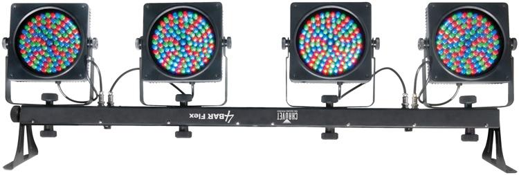 Chauvet DJ 4BAR Flex - 4 x RGB Par System image 1