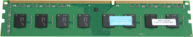 Top Tier 4GB PC3-10600 DIMM - 4 GB image 1