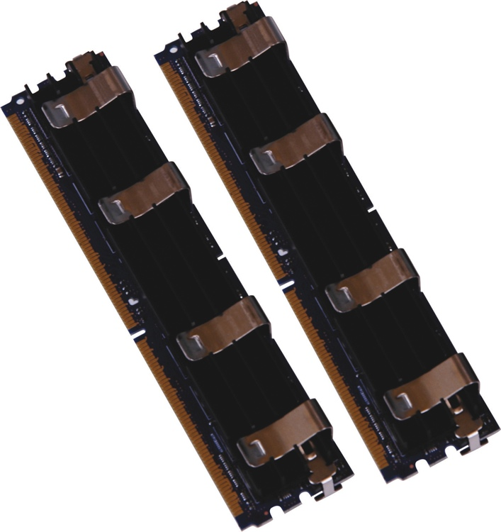 Top Tier 667MHz Fully Buffered DIMM - 4 GB Kit image 1
