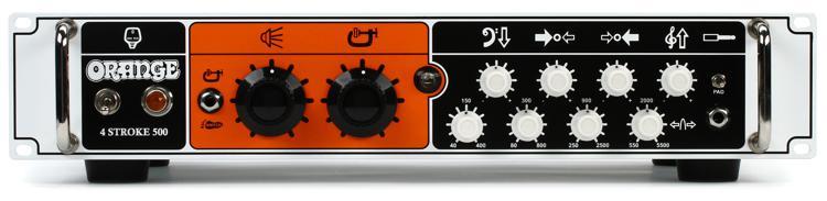 Orange 4 Stroke 500 - 500W Bass Head image 1