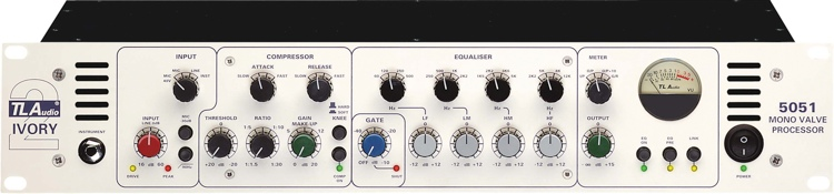 TL Audio Ivory 2 Series 5051 image 1