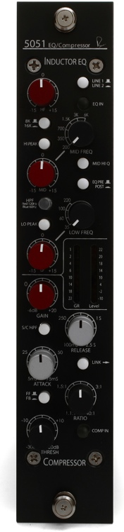 Rupert Neve Designs Shelford 5051 -Vertical Inductor EQ Compressor image 1