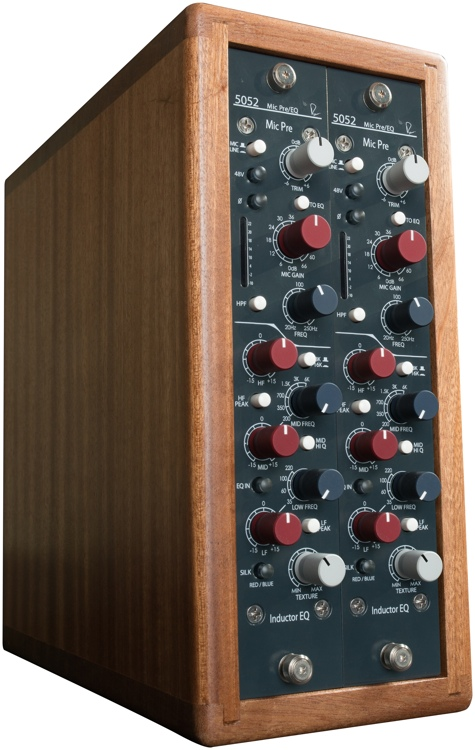 Rupert Neve Designs 5052 Dual Channel Rack -Vertical Inductor EQ Mic Pre image 1