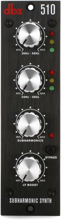 dbx 510 Subharmonic Synthesizer image 1