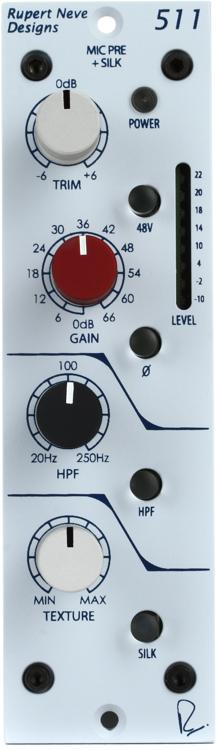 Rupert Neve Designs 511 Microphone Preamp image 1