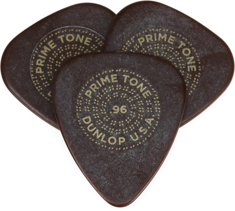 Dunlop Primetone Standard Smooth Pick .96mm 3-pack image 1