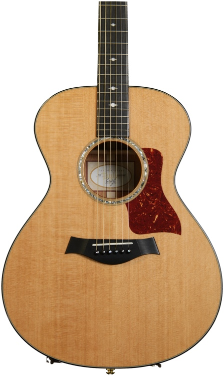 Taylor 512 Grand Concert Acoustic - Natural image 1