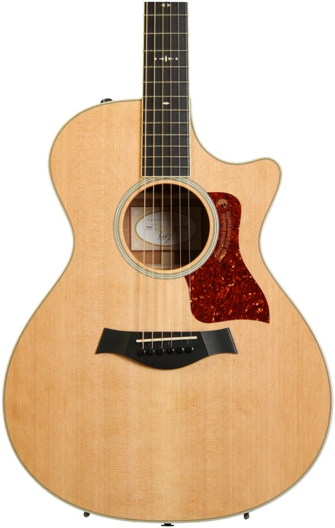 Taylor 512CE Grand Concert Acoustic Electric w/Cutaway - Natural image 1