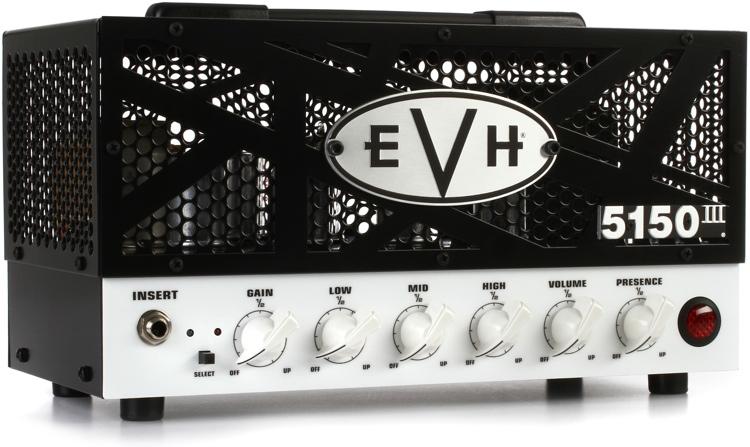 EVH 5150 III LBX 15-watt Tube Head image 1