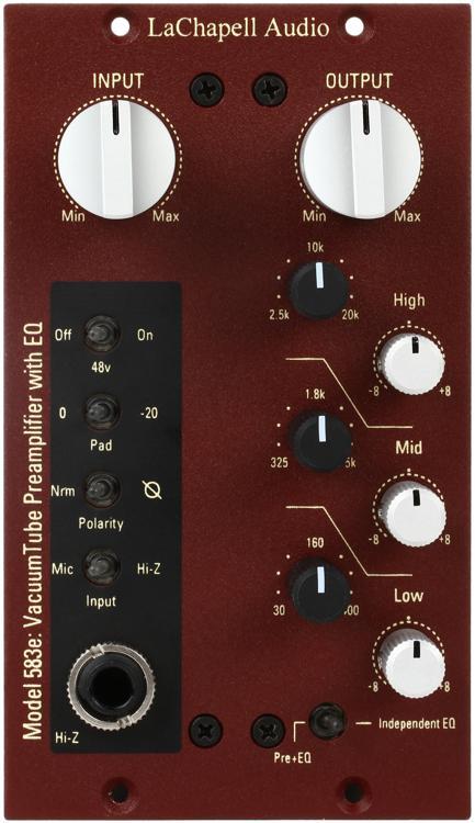 LaChapell Audio Model 583e image 1