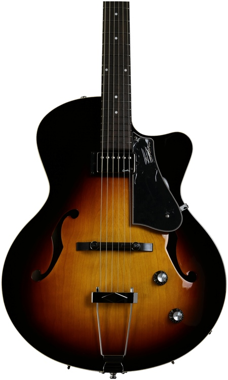 Godin 5th Avenue Composer GT - Sunburst image 1