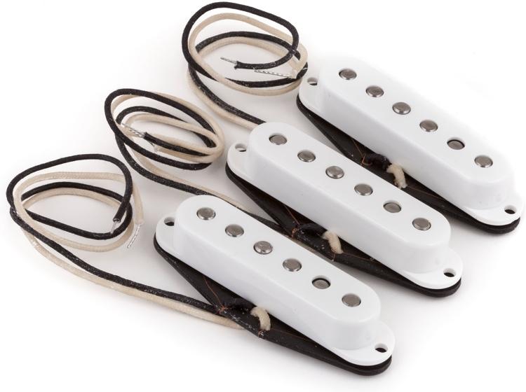 Fender Accessories 60th Anniversary Strat Pickup Set image 1