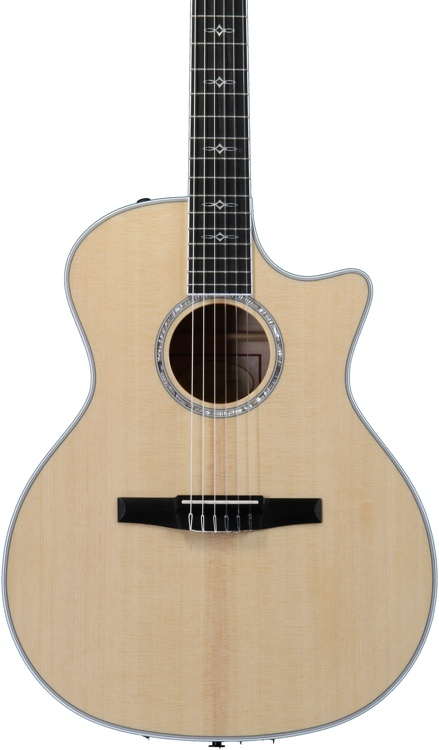 Taylor 614ce-N Grand Auditorium - Cutaway, Electronics, Natural image 1