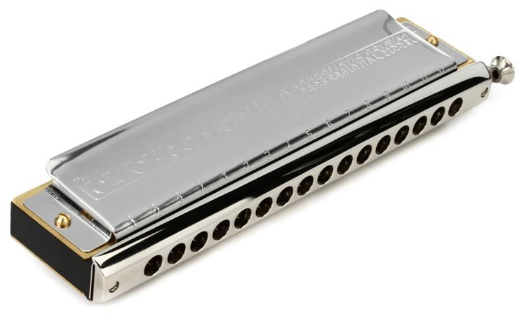Hohner The 64 Chromonica image 1