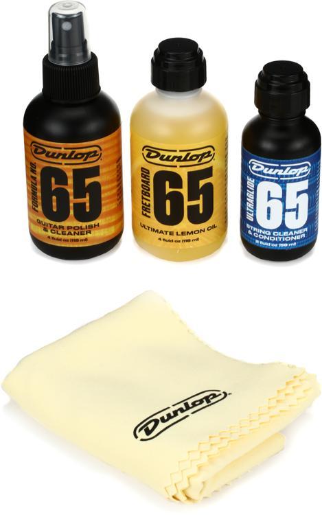 Dunlop 6504 Guitar Tech Care Kit image 1
