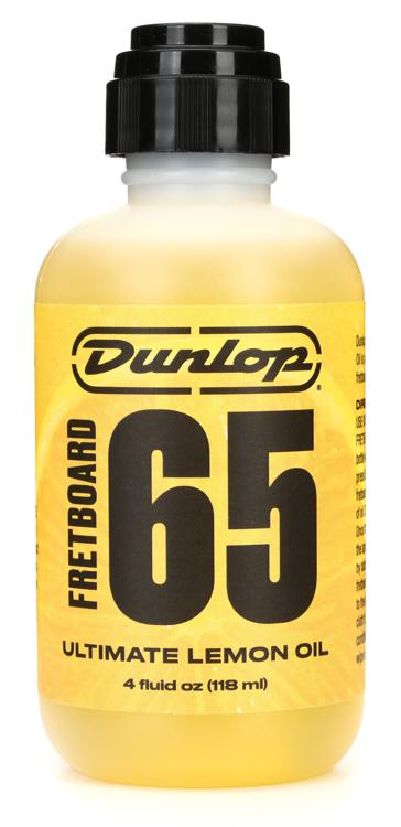 Dunlop 6554 Lemon Oil image 1