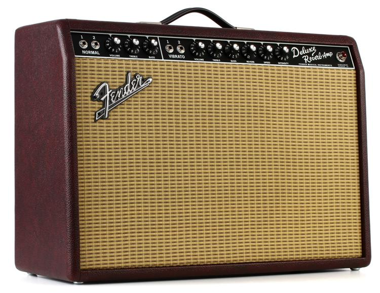 Fender \'65 Deluxe Reverb - Limited-edition 22W 1x12