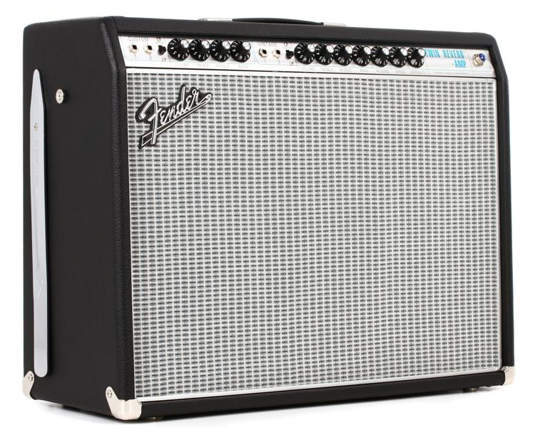 68TwinRev large?v=a08f519abd965785 fender '68 custom twin reverb 85 watt 2x12\
