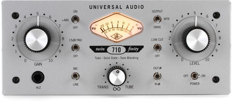 Universal Audio 710 Twin-Finity image 1