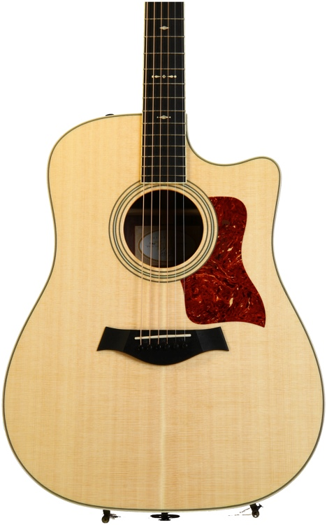 Taylor 710ce Indian Rosewood Dreadnought - Natural w/ES2 Electronics image 1