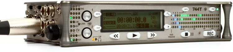 Sound Devices 744T, 4-trk image 1
