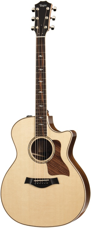 Taylor 2014 1st Edition 814ce - Natural, Cutaway, with ES2 image 1