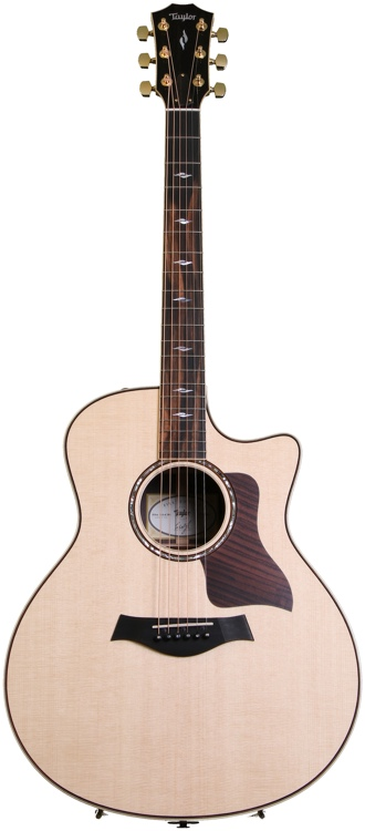Taylor 2014 1st Edition 816ce - Natural, Cutaway, with ES2 image 1