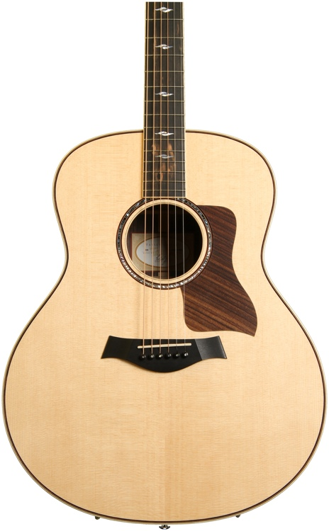Taylor 818 - Rosewood back and sides image 1