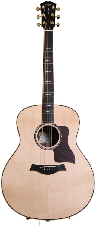 Taylor 2014 1st Edition 818e - Natural, with ES2 image 1