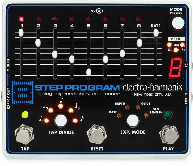 Electro-Harmonix 8-Step Program image 1