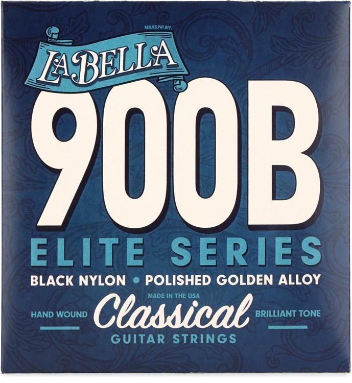 La Bella 900B Golden Superior Classical Guitar Strings image 1