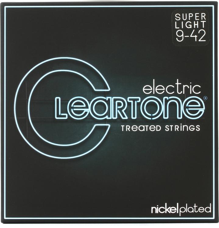 Cleartone 9409 EMP Electric Guitar Strings - .009-.042 Super Light image 1