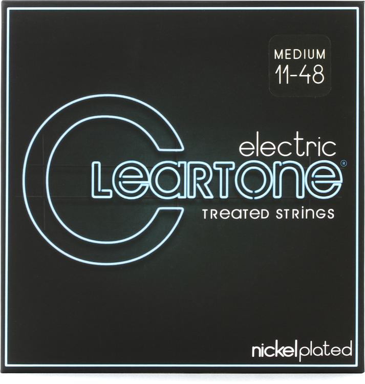Cleartone 9411 EMP Electric Guitar Strings - .011-.048 Medium image 1