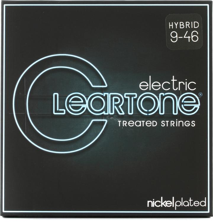 Cleartone 9419 EMP Electric Guitar Strings - .009-.046 Hybrid image 1