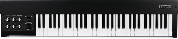 Moog 953 Duophonic 61 Note Keyboard - Black Cabinet image 1
