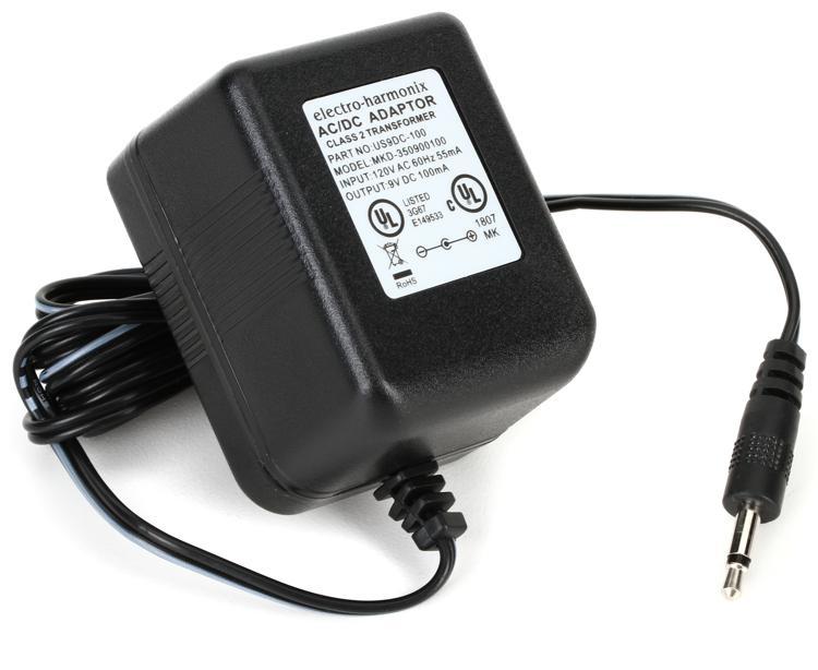Electro-Harmonix 9DC100 9 Volt Power Adaptor image 1