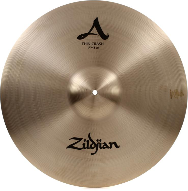 Zildjian A Series Thin Crash - 19