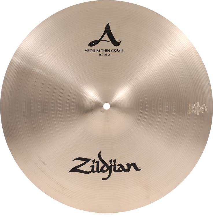 Zildjian A Series Medium-thin Crash - 16