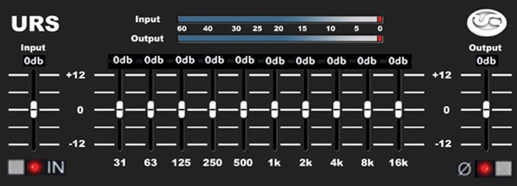 URS Classic Console A10-Series - TDM image 1