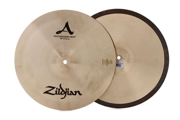Zildjian A Series Mastersound Hi-hats - 14