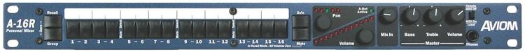 Aviom A-16R Personal Mixer image 1
