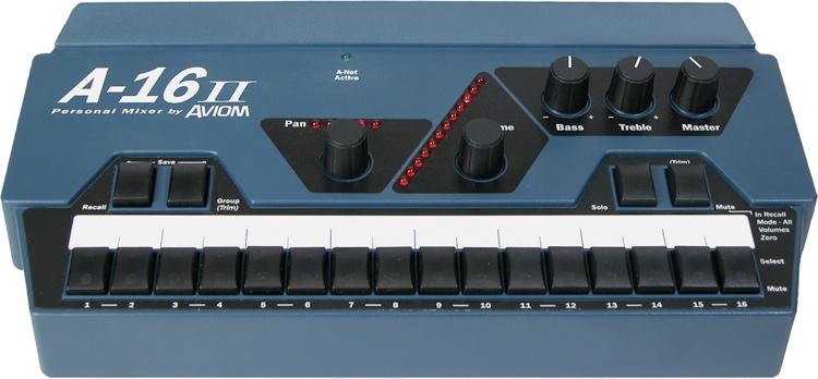 Aviom A-16II Personal Mixer image 1