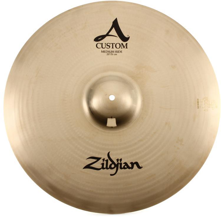 Zildjian A Custom Medium Ride - 20