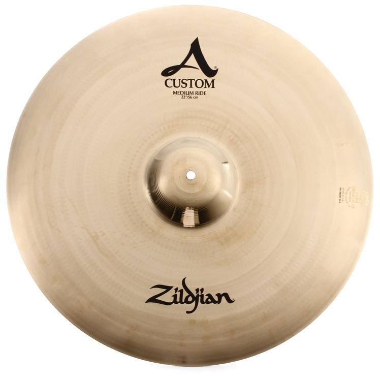 Zildjian A Custom Medium Ride - 22